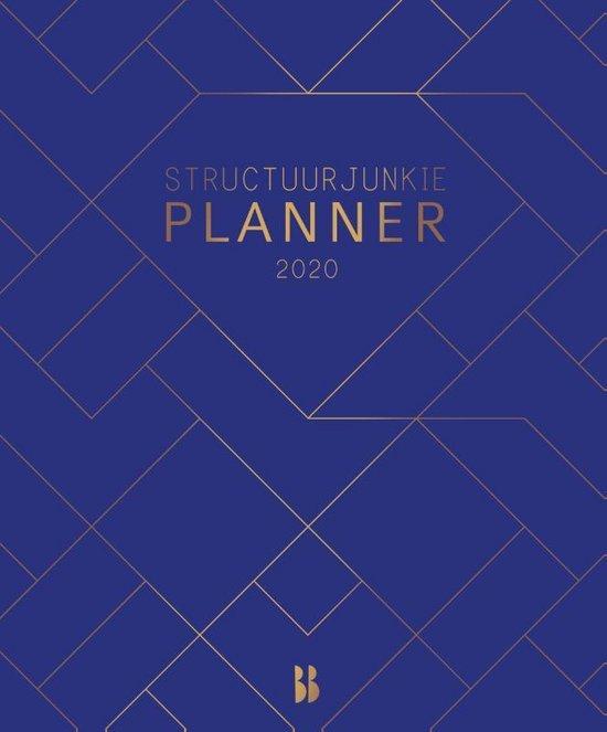Afbeelding van Structuurjunkie planner 2020