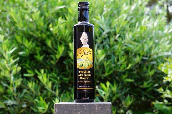 premium olijfolie  Extra Vierge
