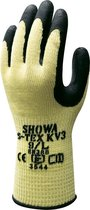 Showa Werkhandschoen S-tex Kv3 Zwart Maat 10/xl Kevlar