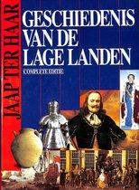 Boek cover Geschiedenis van de lage landen van Jaap ter Haar