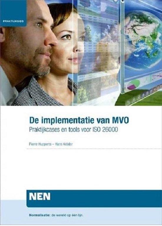 De implementatie van MVO - Pierre Hupperts  