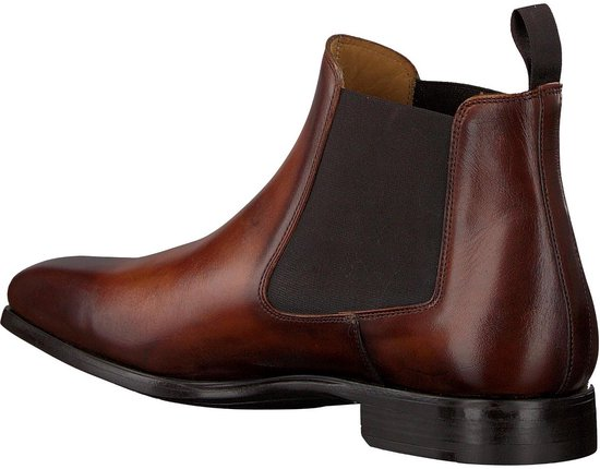 Cognac MAGNANNI Chelsea boots 20109 | Omoda
