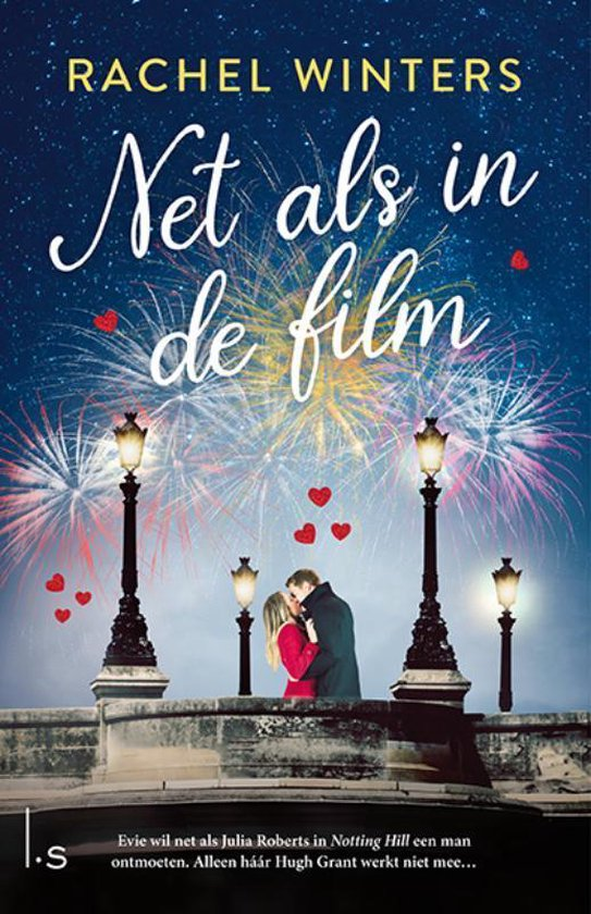 Net als in de film - Rachel Winters |