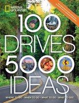 100 Drives, 5,000 Ideas