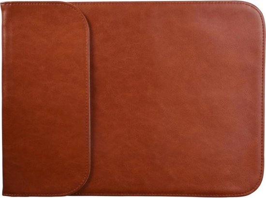 Let op type!! 13 3 inch PU + nylon laptop tas Case Sleeve notebook draagtas  voor MacBook  Samsung  Xiaomi  Lenovo  Sony  DELL  ASUS  HP (koeienhuid geel)