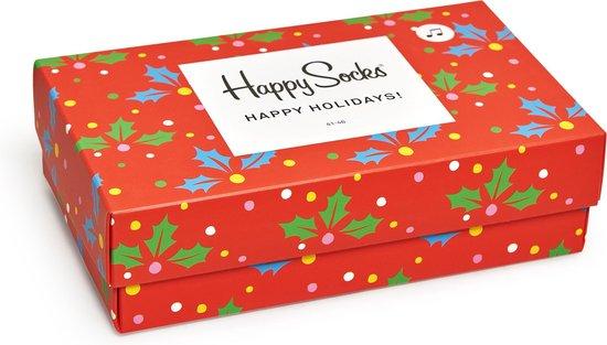 Happy Socks Playing Holiday Giftbox - Maat 36-40