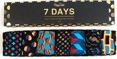 Happy Socks Special 7-days Giftbox - Maat 41-46
