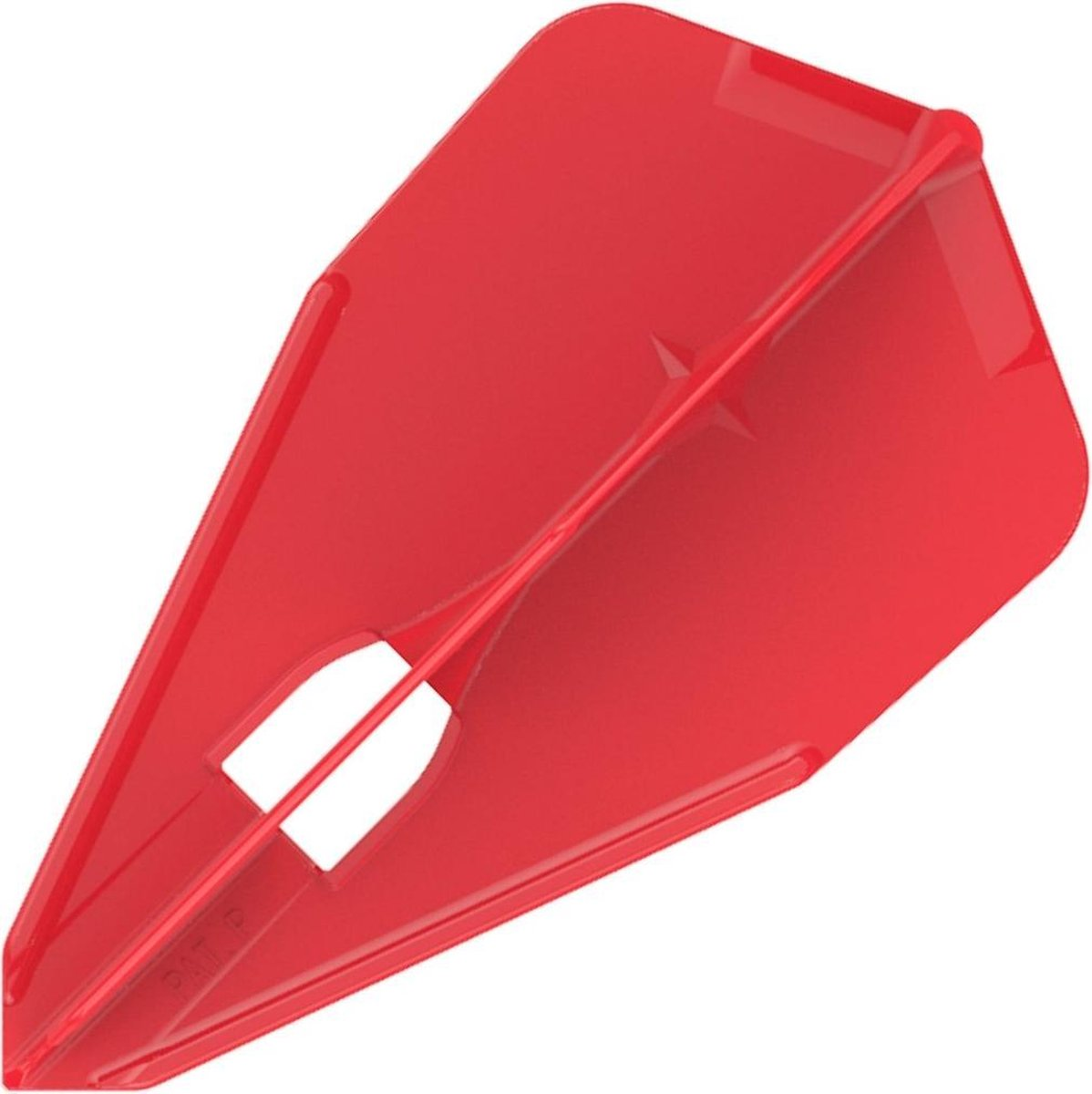 L-Style Champagne Bullet Flights Rood