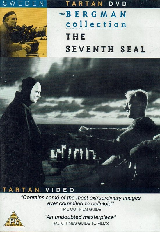 Cover van de film 'Seventh Seal'