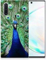 Samsung Galaxy Note 10 TPU Hoesje Pauw