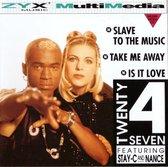 Twenty 4 Seven – Music Video CD