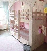 Stapelbed Sarah | Bedhuisje | Kinderbed