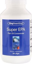 Super EPA Fish Oil Concentrate 200 Softgels - Allergy Research Group