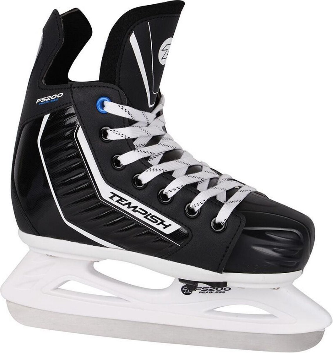 Tempish IJshockeyschaatsen verstelbaar FS200 Zwart 36-40