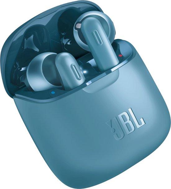 Afbeelding van JBL Tune 220TWS - Volledig draadloze oordopjes - Blauw