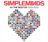 40: The Best Of Simple Minds (Deluxe Edition)