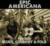 Epic Americana: American Roots Music Box