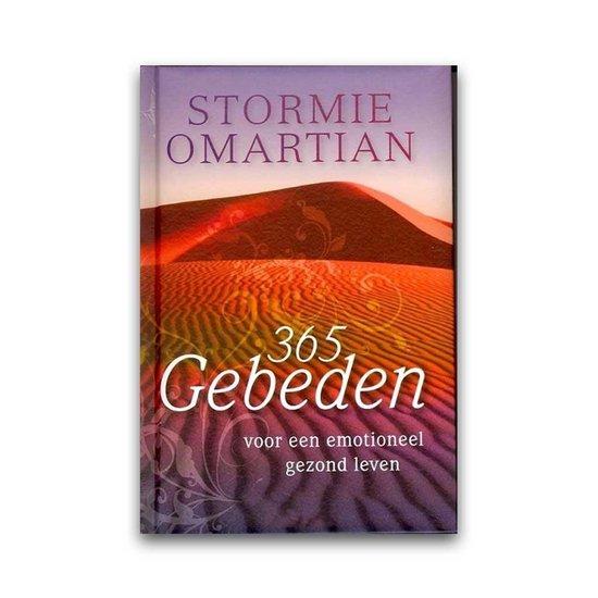 365 Gebeden voor een emotioneel gezond leven - Stormie Omartian  