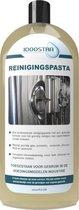 Reinigingspasta (500 ml) voor verweerde ramen, douchecabines, rvs en kunststof. Voor particulieren en bedrijven.