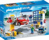 PLAYMOBIL City Life Autogarage - 70202