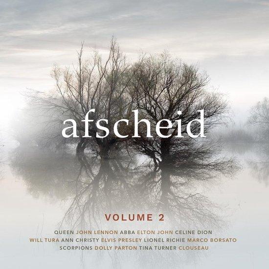 CD cover van Afscheid Vol.2 van Afscheid