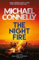Boek cover The Night Fire van Michael Connelly (Onbekend)