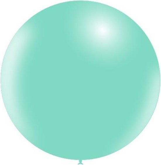 Lichtgroene Reuze Ballon XL 91cm