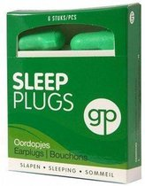 Get Plugged - Sleep  - Oordoppen - 3 paar