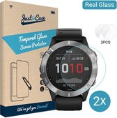 Just in Case Tempered Glass Garmin Fenix 6X / 6X Pro Solar 51mm Protector