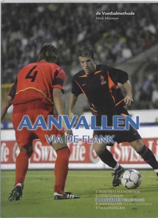 Cover van het boek 'De Voetbalmethode / 3 Aanvallen via de flank / druk 1'
