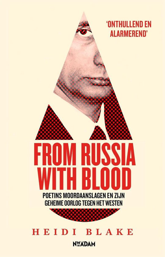 From Russia With Blood - Heidi Blake |