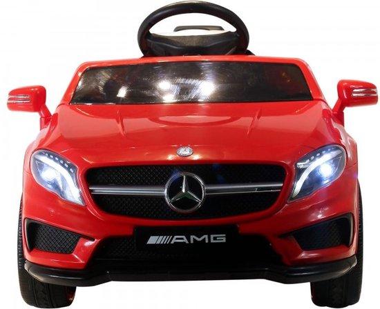 Bol Com Mercedes Benz Gla Amg Elektrische Kinder Accu Auto 6 V Met Afstandsbediening Rood
