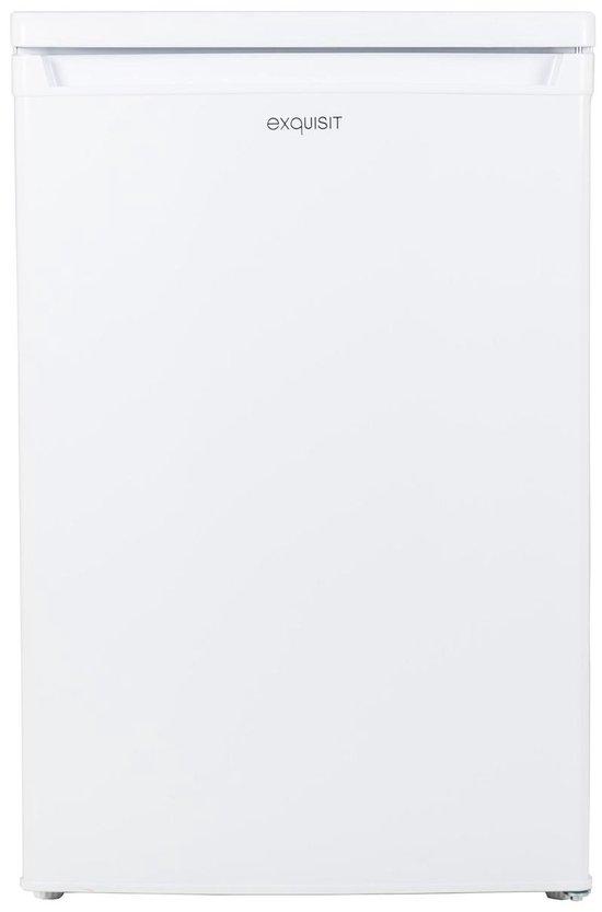 Koelkast: Exquisit KS17-4.1RVA+ - Tafelmodel koeler, van het merk Exquisit