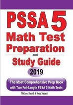 PSSA 5 Math Test Preparation and Study Guide