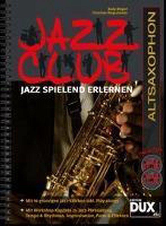 Jazz Club, Altsaxophon (mit 2 CDs)