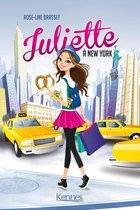 Omslag Juliette à New York