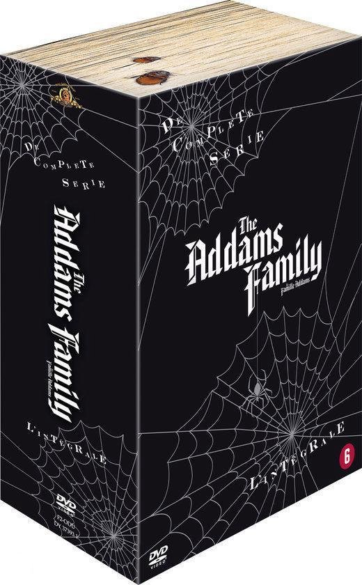 The Addams Family - Complete Collectie - Tv Series