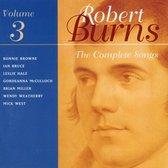 R.Burns Compl.Songs Vol 3