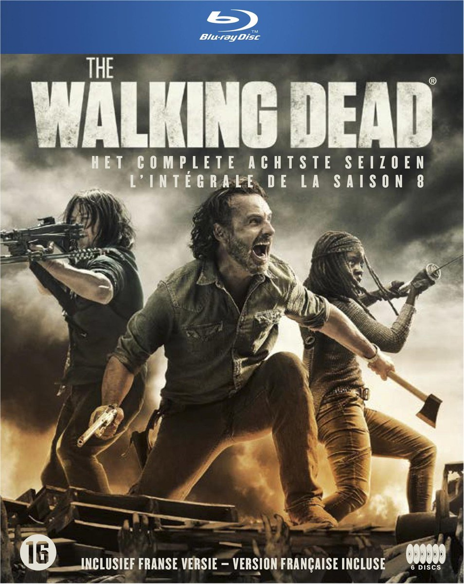 The Walking Dead - Seizoen 8 (Blu-ray) - Tv Series