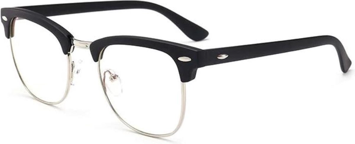 Computer Bril - Anti Blauwlicht Beeldscherm Filter Bril - Bluelight bril - Blauw licht leesbril - Ga