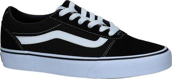bol.com | Vans Ward Zwarte Sneakers Dames 42,5