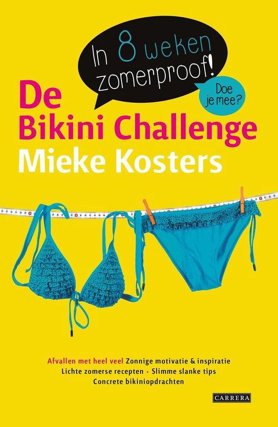 De bikini challenge - Mieke Kosters pdf epub