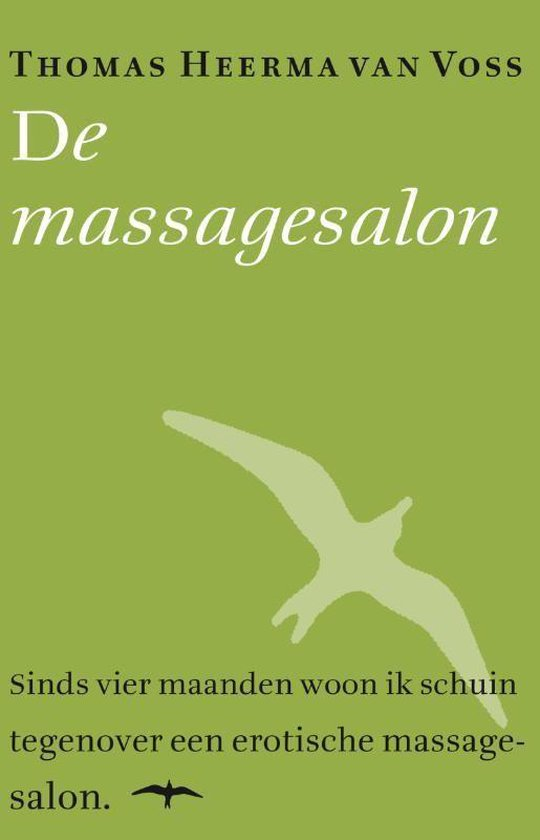 De massagesalon - Thomas Heerma van Voss |