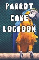 Parrot Care Logbook