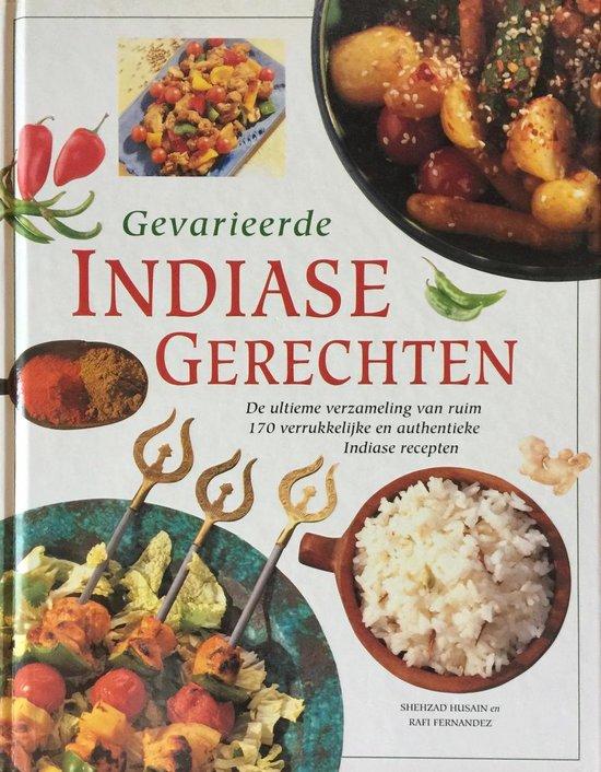 Gevarieerde indiase gerechten - Shehzad Husain  