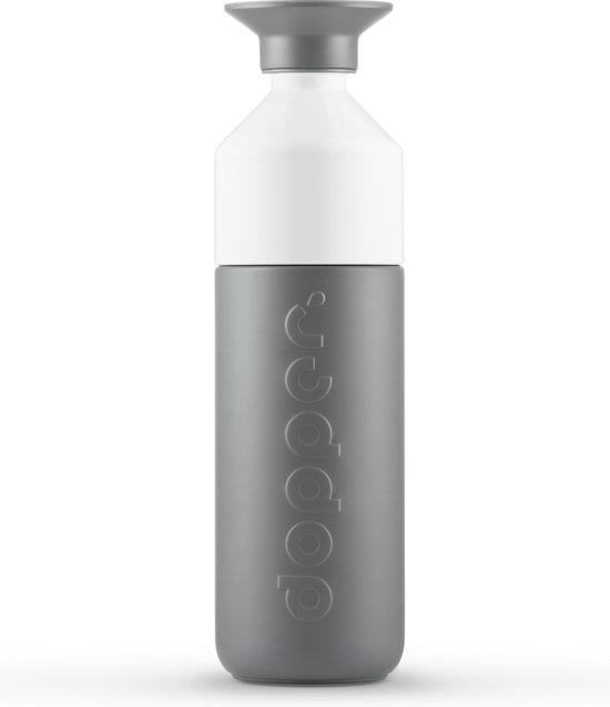 Dopper Insulated thermosfles - Glacier Grey - 580 ml