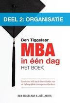 MBA in een dag / 2 Organisatie
