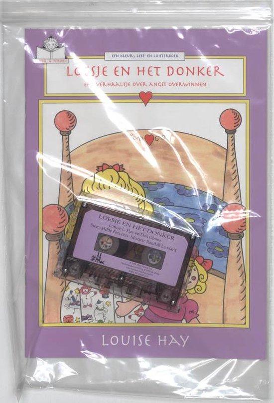 Cover van het boek 'Loesje en het donker + cassette'