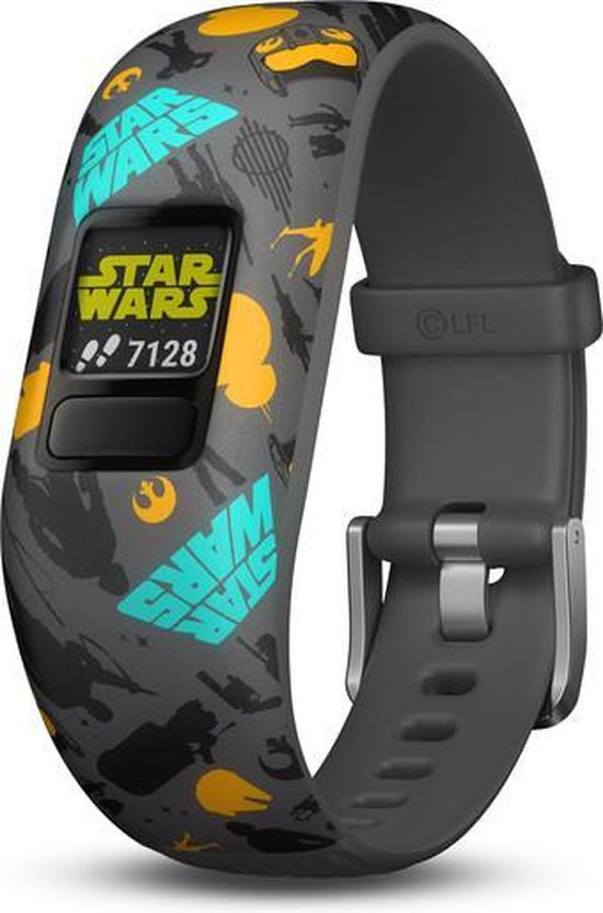 Garmin Vivofit jr. 2 - Activity tracker - Resistance Star Wars®