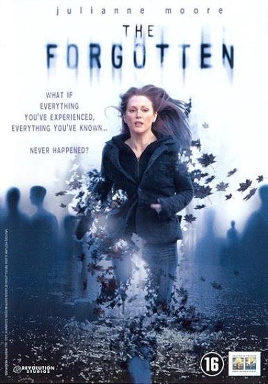 Cover van de film 'Forgotten'